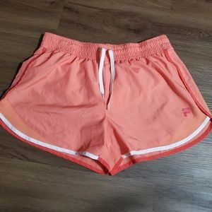 FILA Short for training OR sports color peach